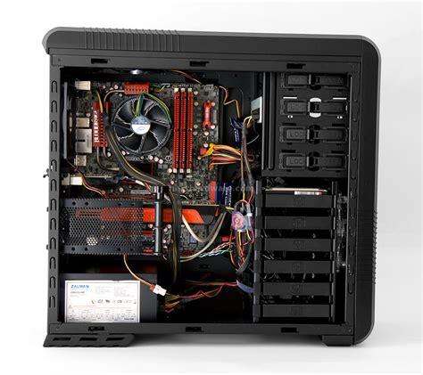 Advance M 690 Fm cooler master cm 690 ii advanced 5 montaggio componenti recensione