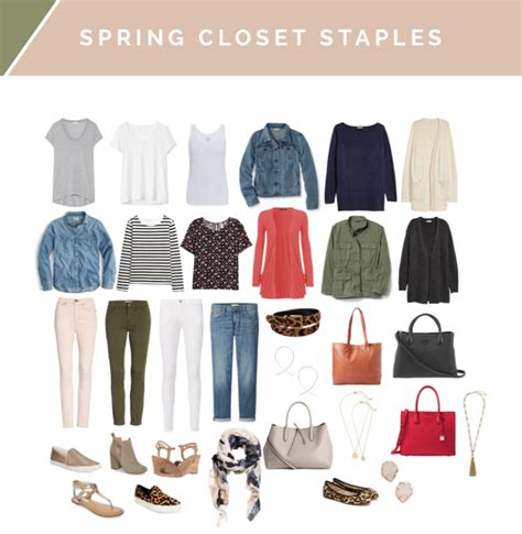7 Tips For Creating A Capsule Wardrobe by Closet Staples Casual Capsule Wardrobe Builder Style