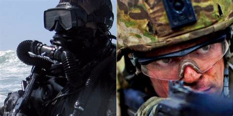 navy seal specialties navy seal army ranger explain differences business insider