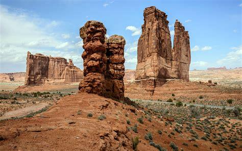wallpaper hd 1920x1080 usa national park arizona usa nature desert canyons arch