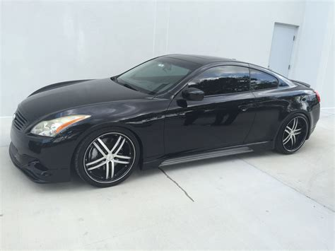 infiniti g37 coupe modified for sale 2008 infiniti g37 modified sport coupe myg37