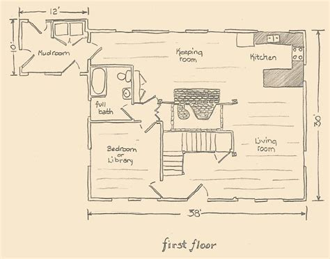 center colonial floor plan 192 best images about saltbox on pine