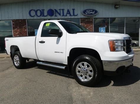 2013 gmc 2500 for sale 2013 gmc 2500hd work truck cars for sale