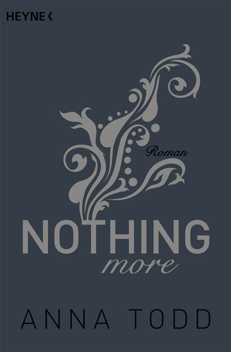 More About Nothing todd nothing more heyne verlag paperback