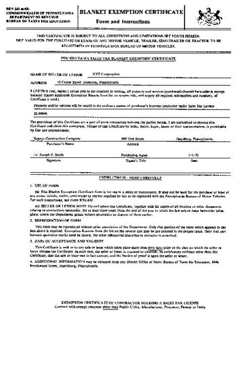 blanket certification letter exemption certificate images cv letter