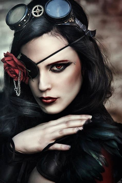 commercial goth girl femme fatale by anneke necrophyle on deviantart