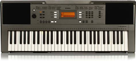 Keyboard Yamaha E353 the best portable keyboards midi enabled 500
