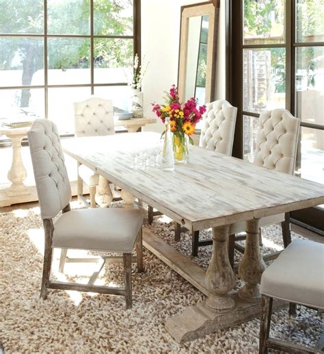 distressed dining room table and chairs dining chairs distressed black table and with