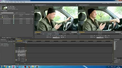 tutorial edit video dengan adobe premiere cs5 adobe premiere pro cs5 5 tutorial basic editing youtube