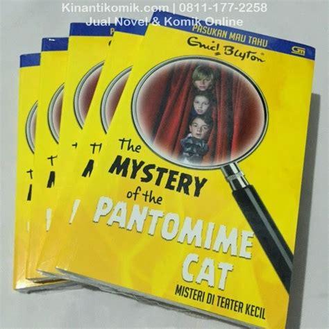 Pasukan Mau Tahu Enid Blyton Misteri Pencuri Siluman 07 enid blyton misteri di teater kecil g201 sold