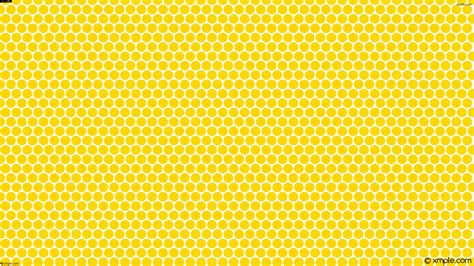 yellow and white l wallpaper dots polka white yellow hexagon ffffff ffd700