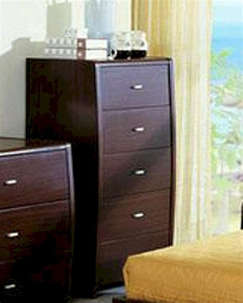 Wenge Drawers by Modern Made In Italy Wenge Finish Drawer Chest 44b5819