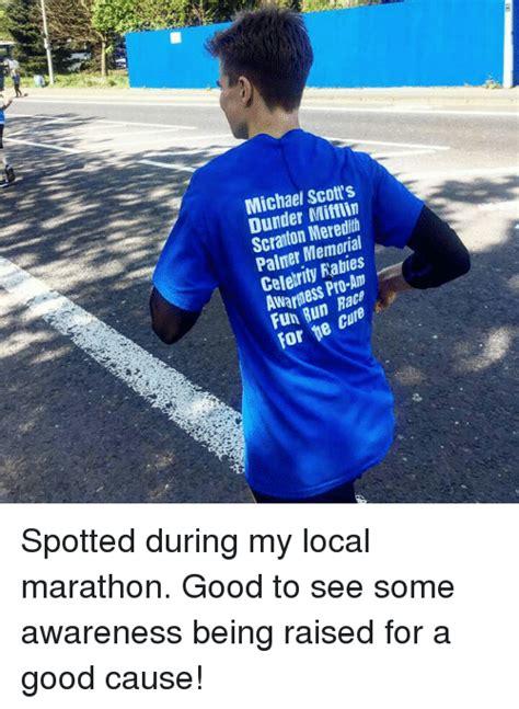 Fun Run Meme - scott s michael scranton memorial palmer pro am fun run