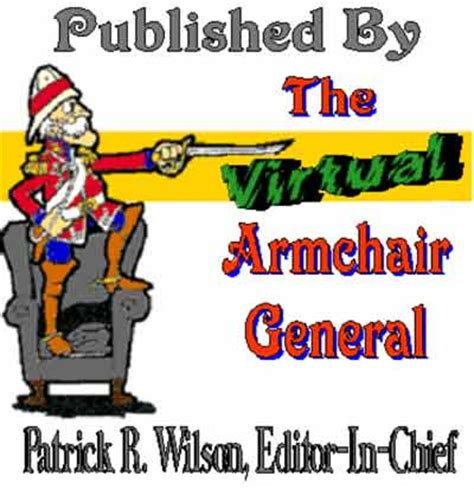 the virtual armchair general tvag rules and books page