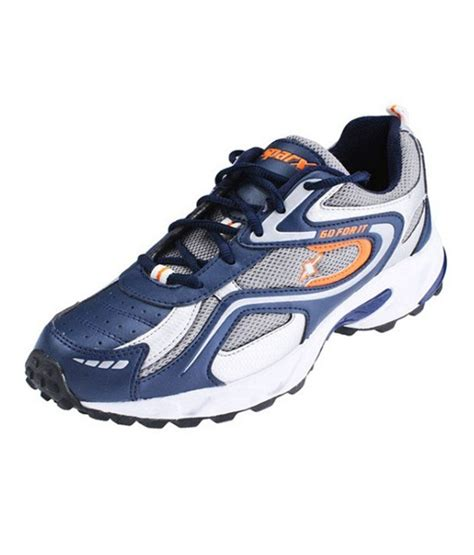 shopping mens sports shoes sparx s sports shoes blue