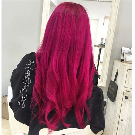 mens magenda colored hair in love with magenta hair colors the haircut web
