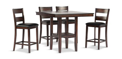 pendleton dining table   counter stools hom furniture
