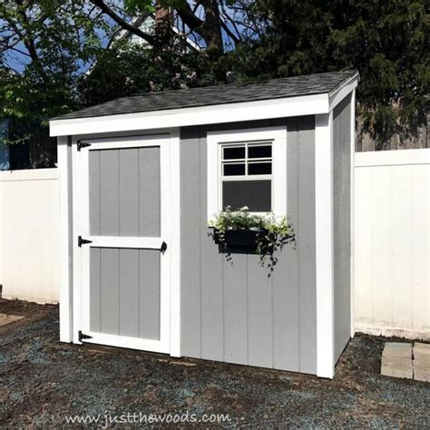 how to build a backyard shed remodelaholic friday favorites modern farmhouse