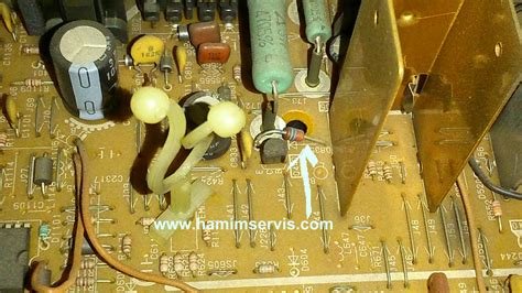 Toshiba Mainboard 32pb1e tips dan trik servis elektronik hamimservis