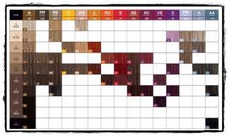 paul mitchell pm shine hair color chart dhairstyles