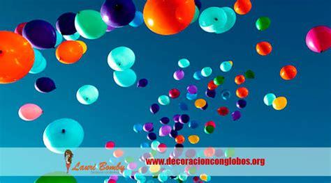 como decorar con globos sin helio decorar con globos sin helio cheap como hacer columnas de