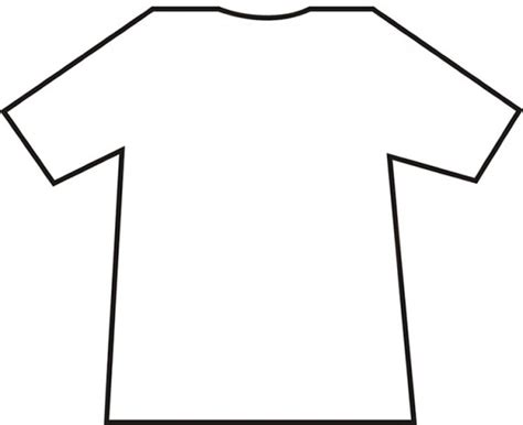 simple t shirt template 50 free awesome t shirt templates