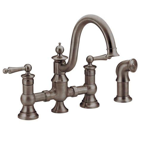 moen anabelle kitchen faucet moen anabelle kitchen faucet bronze