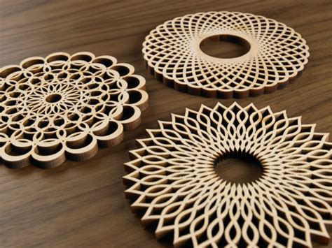 Laser Cut laser cutting can be hypnotic