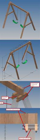 plans to build swing set diy swing set plans woodworking projects plans