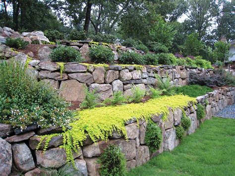 Retaining Walls Expand Landscaping Options Atlanta Home Retaining Walls For Gardens