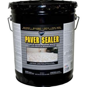 exterior sealant paint dyco paints paver sealer 5 gal 7200 clear gloss exterior