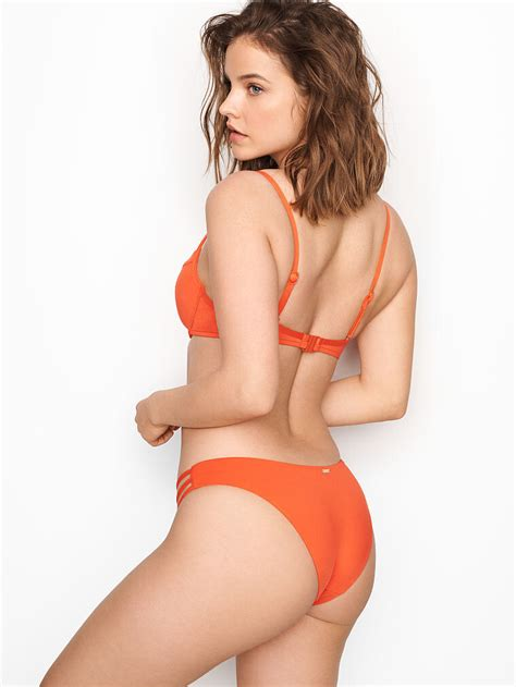 barbara palvin victorias secret march photoshoot  celebrity hive