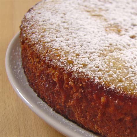 kuchen feucht torta caprese al limone glutenfrei