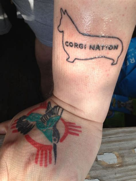 corgi tattoo we corgis 5 proud to be a part of the corgi