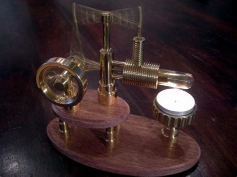gamma stirling engine plans
