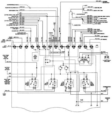 1988 bmw 325i e30 series wiring diagrams circuit wiring diagrams