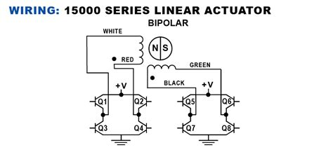 linear motor wiring diagram k grayengineeringeducation