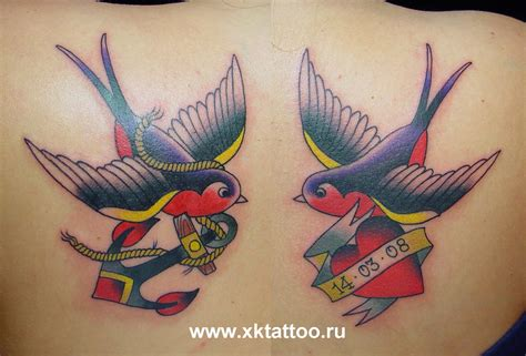 traditional swallow tattoo birds tattoos for you school bird tattoos