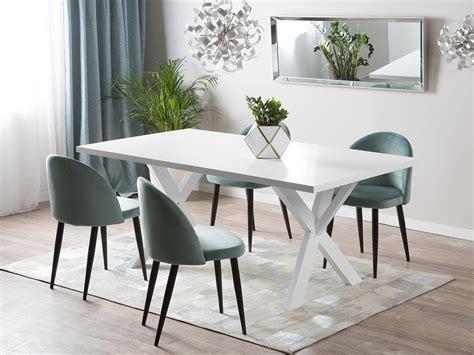 lisala modern dining table cm  cm pine wood dining