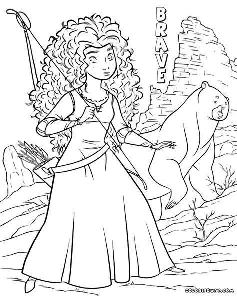 brave coloring pages brave coloring pages coloring pages to and print