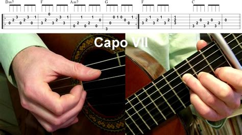 tutorial guitar little things little things easy guitar lesson youtube
