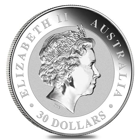 1 Kilo Australian Silver Kookaburra Coin - 1 kilo australian silver kookaburra bullion coin