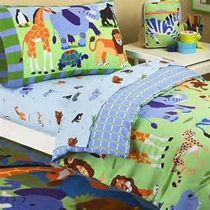 Toddler Boy Bedding Sets Jungle Bedding For Kids Jungle Safari Animals Toddler