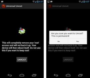 universal android root apk universal unroot apk