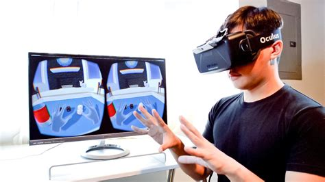 Vr Oculus oculus rift creator quot don t get hyped on the