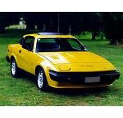 1977 Triumph TR7  Exterior Pictures CarGurus