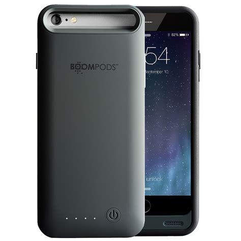 iphone 6 plus powercase boompods