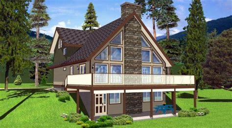 a frame house plans with garage house plan 99961 at familyhomeplans com