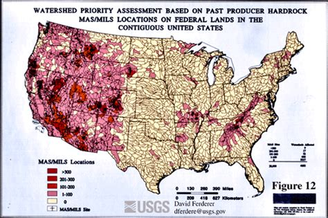map us federal lands us geological survey open file report 96 549 national