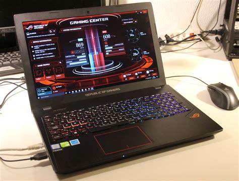 Asus Rog Gl552vx Dm409t For Gammer I7 Kabylake Vga Nvidia 4gb asus rog strix gl553vd gaming notebook review i7 7700hq gtx 1050 geeks3d